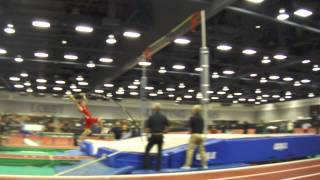 Mountain West Conference Indoor 2012