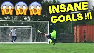 INSANE Goals You Won
