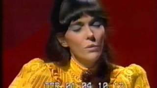 "CARPENTERS perform ""Superstar"" on ""The Carol Burnett Show"" 1971"