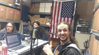 Lance and Steve Harrison of Hirax on Metalifornia