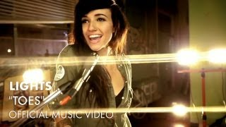 LIGHTS - Toes [Official Music Video]