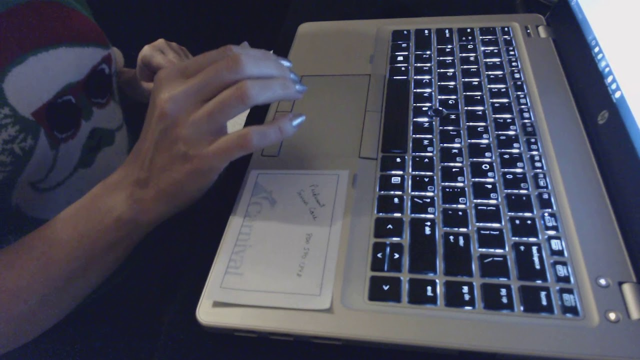 ASMR Request | Laptop Typing (Some Whispering)