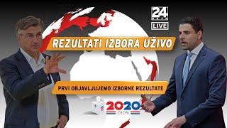 IZBORI 2020 - Rezultati Izbora Uživo - Pobjednički Govor: Plenković Blista Od Sreće!