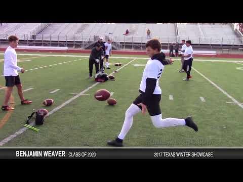 Benjamin Weaver 2017 Texas Winter Showcase