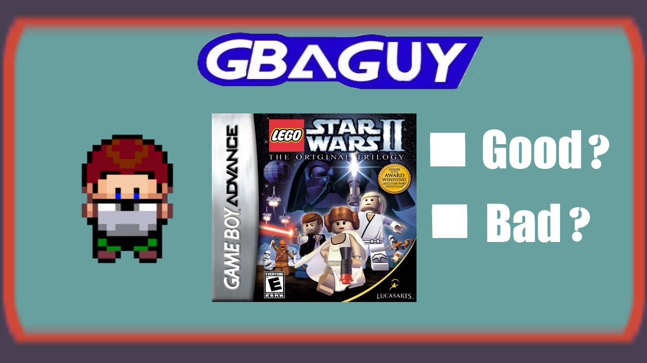 LEGO Star Wars II The Original Trilogy GBA Review: