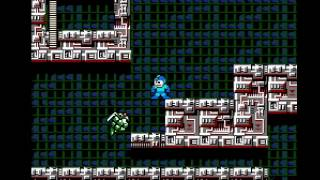 Mega Man 3 - Wily Stage 3 - Vizzed.com GamePlay - User video