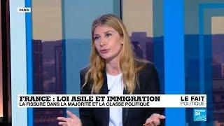 Loi Asile-Immigration: Dissensions au sein de la majorité
