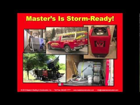 Allentown Roofing Contractor Presents Storm Damage Solutions: Solving Flood & Water Damage Problems