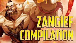 Sfv ▰ Zangief Feat. Infexious & Stupendous【1080p60 High Level Matches】