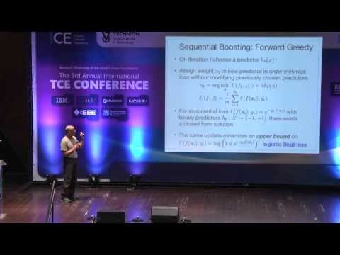 Yoram Singer - BOOM: BOOsting with Momentum Technion Computer Engineering Lecture