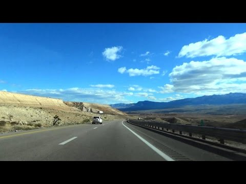 Grand Circle Tour I - Ep 2 - Interstate 15 in Nevada, North
