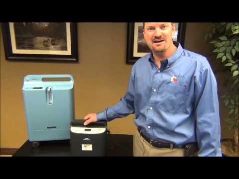 Respironics SimplyFlo portable Oxygen Concentrator Review