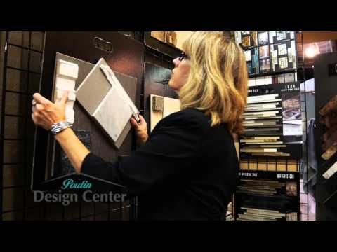 Poulin Design Center Interactive Kitchen