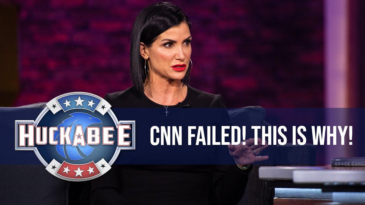 How CNN Tried And FAILED To Get The Drop On Dana Loesch  | FULL INTVW | Huckabee