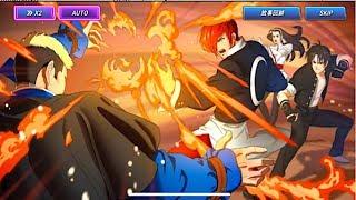 拳皇:群星 96篇(2) 最強宿敵聯手 KOF ALLSTAR 格鬥天王