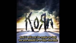 KoRn - Kill Mercy Within [Lyrics] [HD]