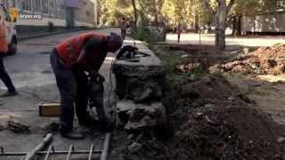 видео Бетонные работы в Симферополе, Крым
