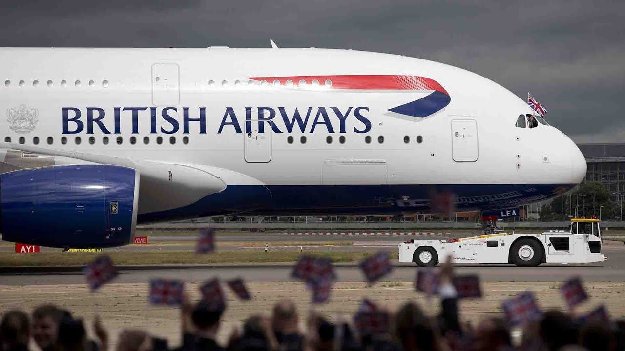 British Airways Resumes Some London Flights After Global IT Failure