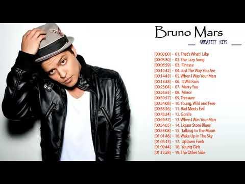 Bruno Mars Greatest Hit - Bruno Mars Full Album - Bruno Mars Playlist