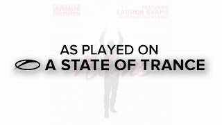 Armin van Buuren feat. Lauren Evans - Alone (Thomas Newson Remix) [A State Of Trance Episode 665]