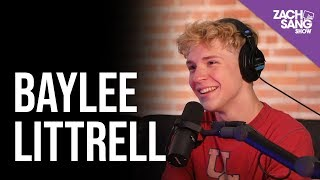 Baylee Littrell Talks Run This Beach, Touring w/ The Backstreet Boys &  His Dog's IG