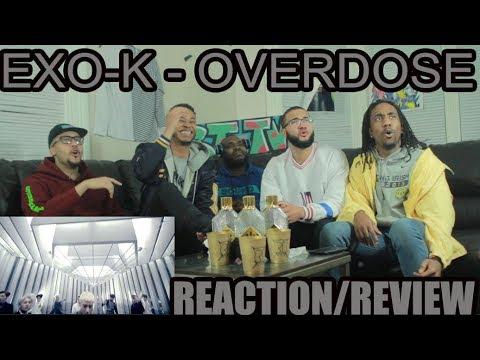 EXO-K - OVERDOSE  REACTION / REVIEW