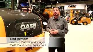 CASE Construction Equipment Tier 4 Solutions for Off-Road Engines and Equipment