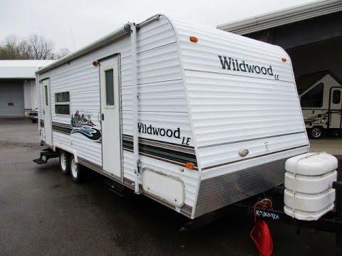 Wildwood Travel Trailer  Ft