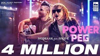 Pardhaan - POWER PEG ft. Sukh-E | Official Music Video