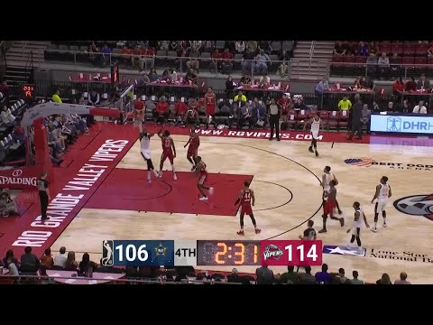 Willie Reed (18 points) Highlights vs. Rio Grande Valley Vipers