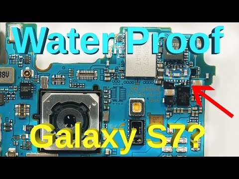 What makes the Galaxy S7 Waterproof? - Ultimate Test