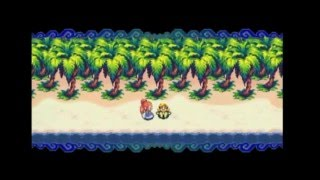 Pandora EasyRPG Zelda Links Awakening good playable :-D