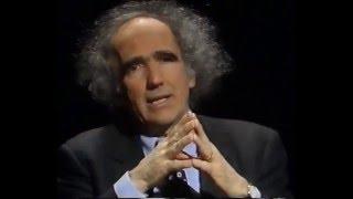 """1996  apr 5 – Michele Fazioli intervista Prof. Vittorino Andreoli su """"voglia di ammazzare""""."""