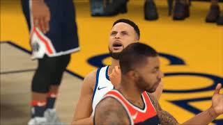 【NBA 2K18】Stephen Curry - Highlights