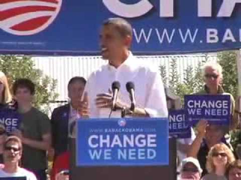 Barack Obama - The Big Lie