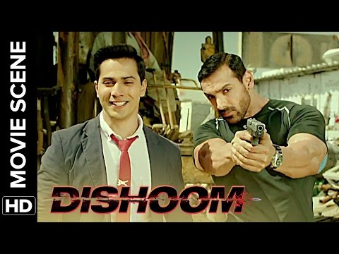 Varun shows the power of a cop | Dishoom |...