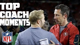 Sean McVay vs. Kyle Shanahan Top Moments | Rams vs. 49ers | NFL Week 3 Highlights