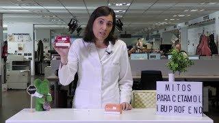 Los mitos en torno al paracetamol y el ibuprofeno