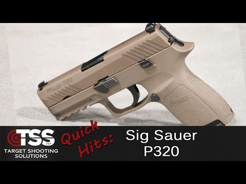 Sig Sauer P320 Compact - YouTube