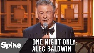 Alec Baldwin Gets Back at Daniel Baldwin & Billy Baldwin | One Night Only: Alec Baldwin