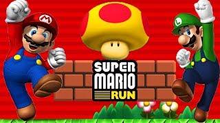 Super Mario Run Remix 10 - Gameplay Walkthrough Part 3 - Play Fun Kids Gameplay