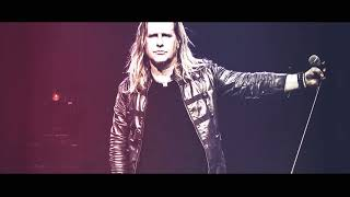 """Devil's Hand (feat. Mike Slamer & Andrew Freeman) - """"Falling In"""" (Official Lyric Video)"""