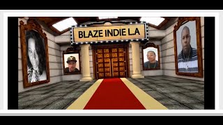 #70 Blaze Indie L.A Show ( Cable Episode) URBAN MUSIC REVIEWS