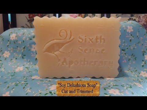 Sixth Sense Apothecary: Soap Making Basics - Calculating Lye and a Basic Soap Recipe