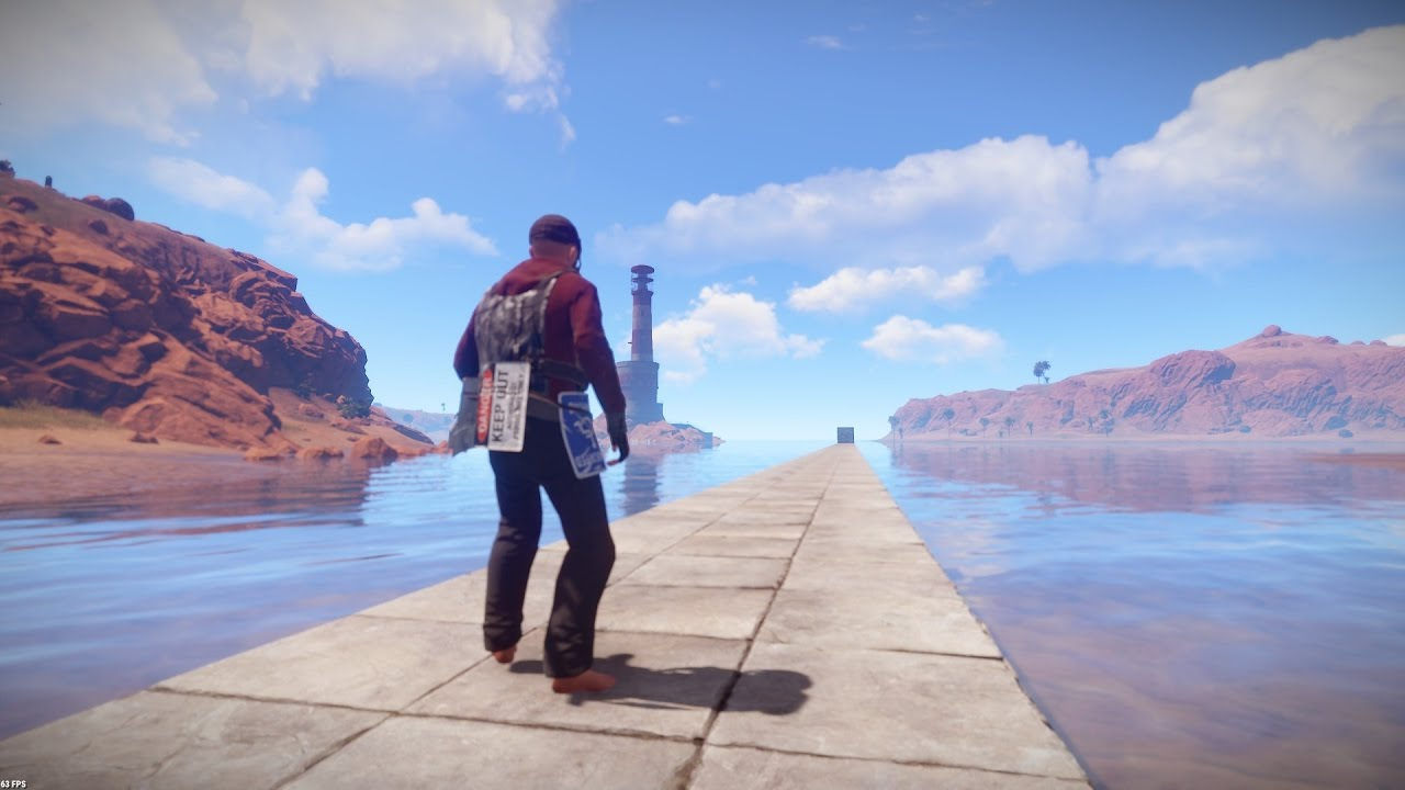 Rust: FPS settings Personal Preference