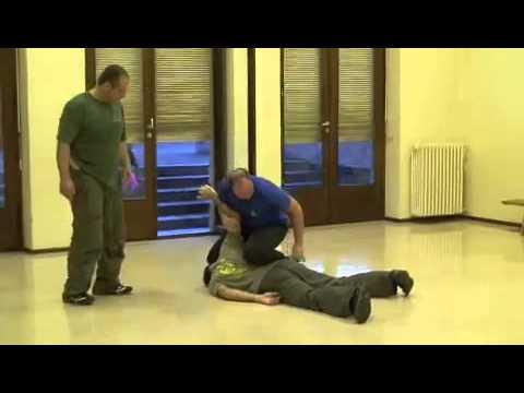 Swiss Police training Lugano