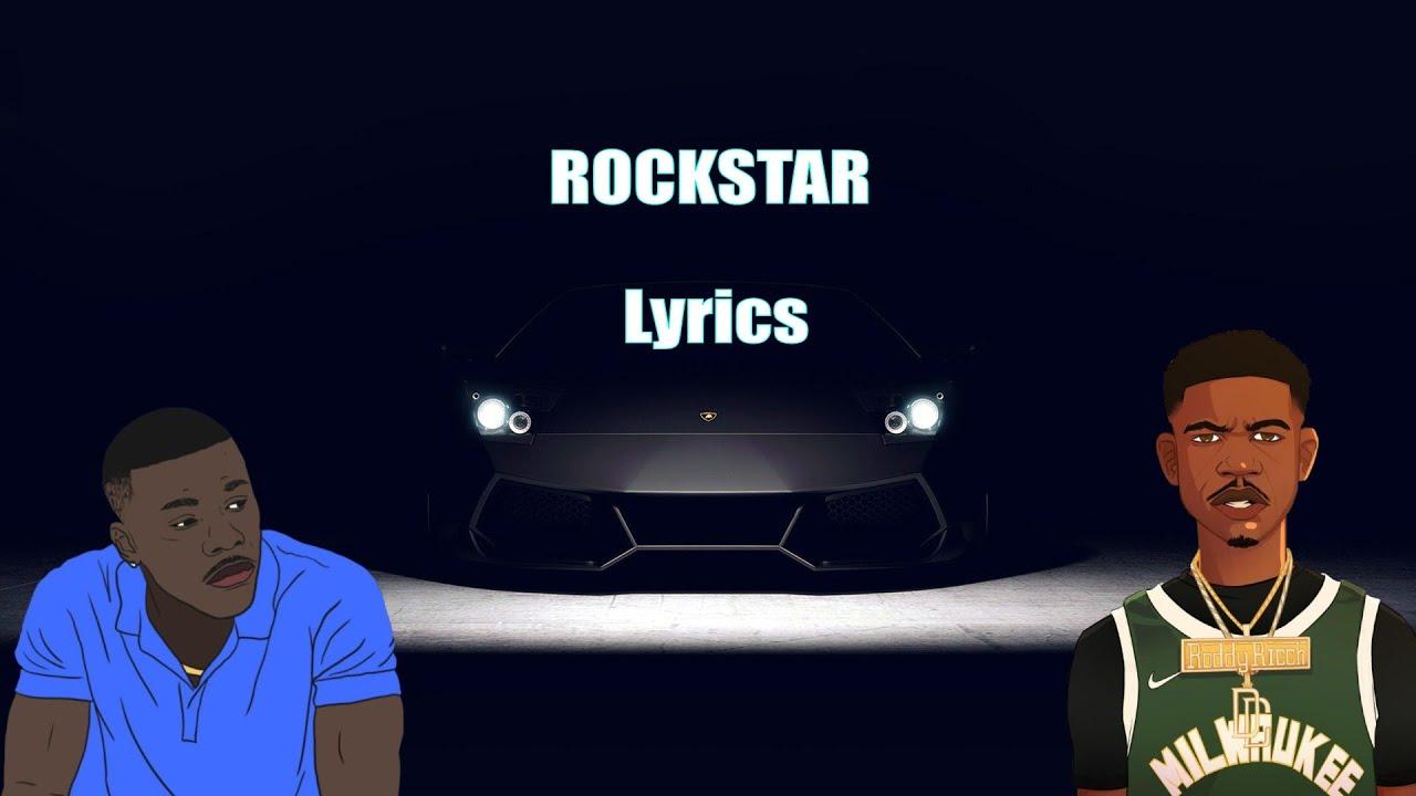 DaBaby & Roddy Ricch - Rockstar (Lyrics) - YouTube