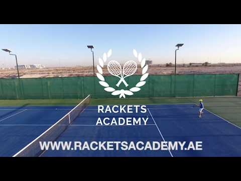 Rackets Academy Dubai - Register Now for the New Term Sept 2017