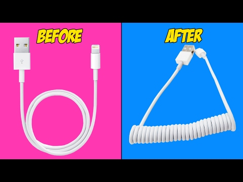 Thumbnail: 10 DIY SIMPLE LIFE HACKS FOR YOUR PHONE THAT EVERYONE SHOULD KNOW!!