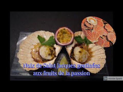 noix-de-saint-jacques-gratinées-façon-exotique